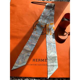 Hermes - エルメス新作【HERMES】ツイリー l'Ombrelle aux Duels