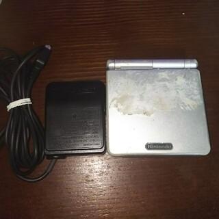 ゲームボーイアドバンス - ゲームボーイアドバンス本体 充電器付き