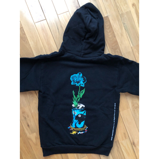 GDC - wasted youth rare panther    パーカー ブラック M