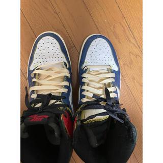 Union Nike air Jordan 1 Retro LJR taka専用