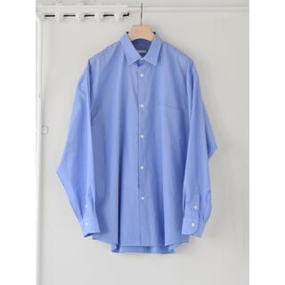 コモリ(COMOLI)のCOMOLI 21AW    新型コモリシャツ(シャツ)