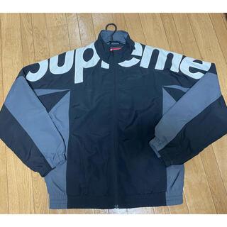 Supreme - supreme  shoulder logo Track Jacket Lサイズ