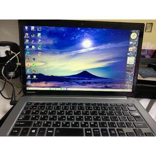 東芝 - dainabook KIRA V73/PS SSD120G/8GB