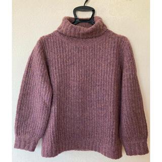 ビュルデサボン(bulle de savon)のセーター(ニット/セーター)