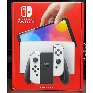 Nintendo Switch - 【新品未開封、保証有】Nintendo Switch 本体 有機ELモデル
