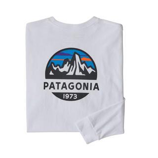 パタゴニア(patagonia)のセール⭐️新品タグ付!patagonia フィッツロイスコープレスポンシビリティ(Tシャツ/カットソー(七分/長袖))