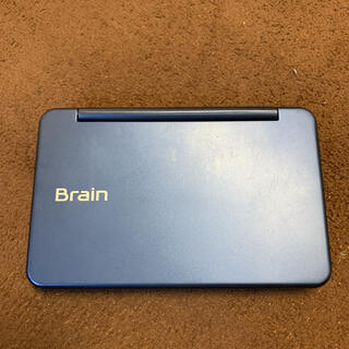 SHARP - SHARP 電子辞書 Brain PW-SH5 PW-SJ5