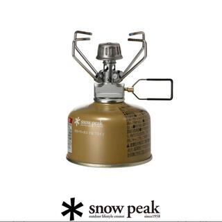 Snow Peak - スノーピーク ギガストーブパワー地