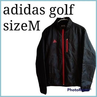 adidas - adidas golfアディダスゴルフ 中綿ジャケット アウター Mサイズ クロ