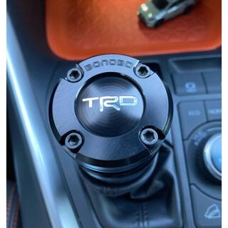 トヨタ RAV4  50系  bonoboシフトノブ TRD ブラック