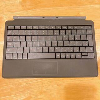 マイクロソフト(Microsoft)のsurfaceRT タイプカバー(PC周辺機器)