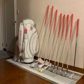 miki様専用‼️初心者レディースゴルフセットARGYLL & CLAN