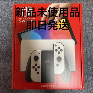 Nintendo Switch - 任天堂 Nintendo Switch 有機elモデル ホワイト 本体