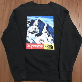 Supreme - SUPREME Mountain Crewneck Sweatshirt