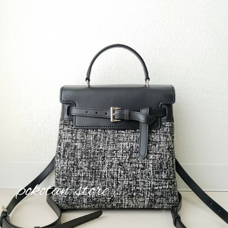 FOXEY - 極美品【フォクシー】ツイード Oxford Backpack バックパック