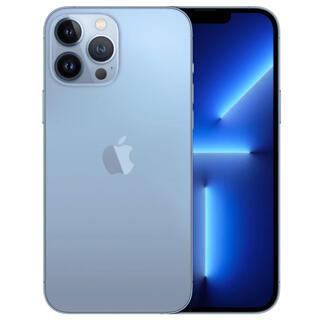 Apple - iPhone13promax 512GB  simフリー シエラブルー