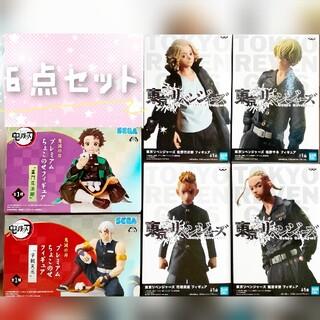 【新品未開封】東京リベンジャーズ  4体セット✨