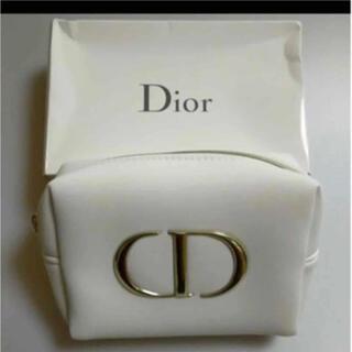 Dior - DIOR ノベルティ ふわふわ ポーチ