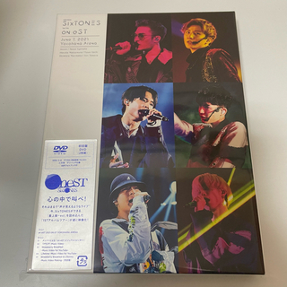 Johnny's - on eST (DVD初回盤) SixTONES