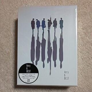 【新品未開封】V6 Very6 BEST 初回盤B 4CD+2DVD