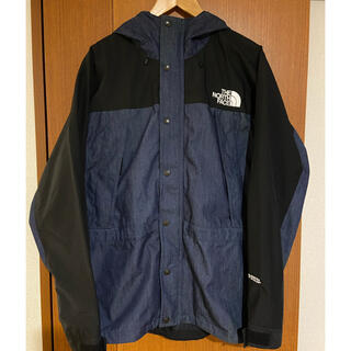 THE NORTH FACE - THE NORTH FACE Mountain LIGHT JACKET デニム