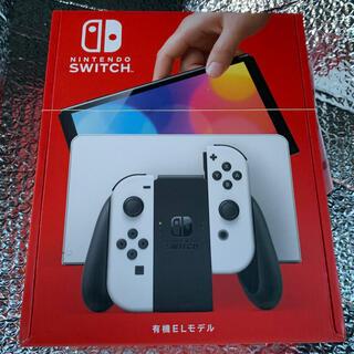 Nintendo Switch - 【新品未使用】Nintendo Switch 有機ELモデル ホワイト