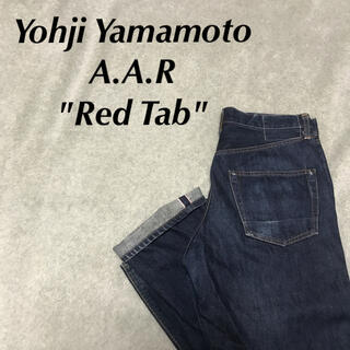 Yohji Yamamoto - Yohji Yamamoto A.A.R durban ストレート セルビッチ