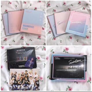 セブンティーン(SEVENTEEN)のSEVENTEEN セブチ DVD(K-POP/アジア)