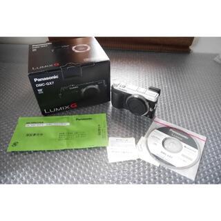 Panasonic - ジャンク品 パナソニック ミラーレス一眼カメラ LUMIX GX-7