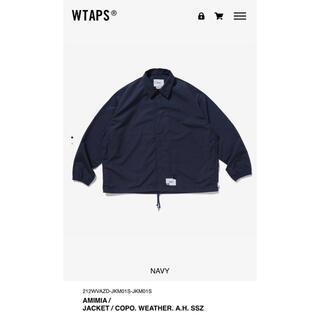 W)taps - WTAPS AMIMIA / AH.h SSZ サイズL