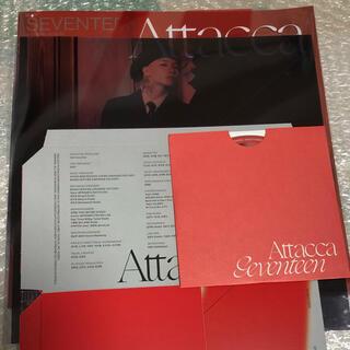 セブンティーン(SEVENTEEN)のSEVENTEEN Attacca Op.3 ボカチ ver ジョンハン(K-POP/アジア)