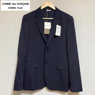 コムデギャルソンオムプリュス(COMME des GARCONS HOMME PLUS)のCOMME des GARCONS HOMME PLUS ジャケット ネイビー(テーラードジャケット)