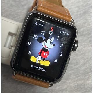 Apple Watch - Apple Watch series2 スペースグレイ アップルウォッチ