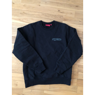 Supreme - supreme connect crewneck sweatshirtスウェット