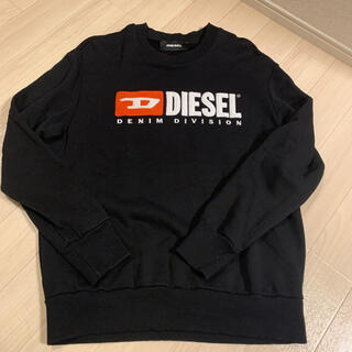 DIESEL - diesel ディーゼル スウェット