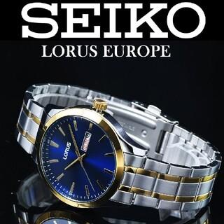 SEIKO - SEIKO  LORUS メンズ  新品 海外限定 日本未発売