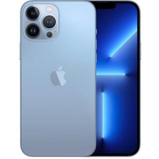 Apple - iPhone13promax 256GB  simフリー シエラブルー