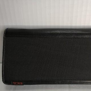 トゥミ(TUMI)のTUMI トゥミ メンズ 長財布 ブラック(長財布)