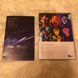 SixTONES oneST DVD 通常盤 2枚組