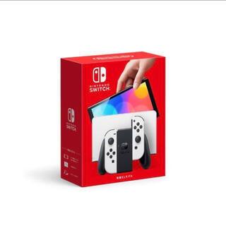 任天堂 - 新品未開封 Nintendo Switch 有機el ホワイト 本体 スイッチ
