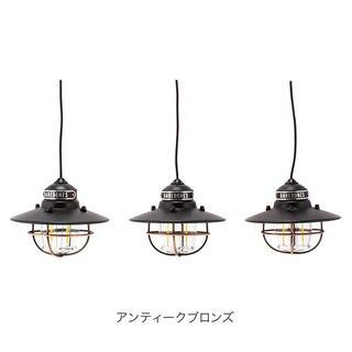 ベアボーンズリビング  エジソンストリングライト LED アンティークブロンズ