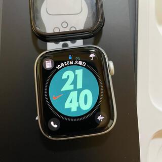 Apple Watch - アップルウォッチ SE  NIKEモデルGPS  44mm