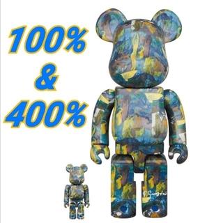 MEDICOM TOY - BE@RBRICK Paul Gauguin 100%&400%
