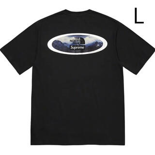 Supreme - Supreme The North Face Mountains Tee L