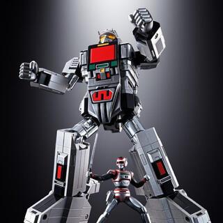 BANDAI - 超合金魂 GX-97 超惑星戦闘巨人 ダイレオン 巨獣特捜ジャスピオン