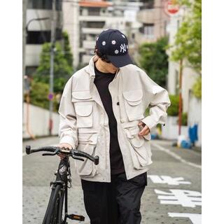 DAIWA - DAIWA  PIER39  ジャケット/アウター ホワイト