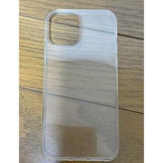 ELECOM - エレコム 透明 iPhone12 pro ソフトカバー&液晶保護フィルムセット