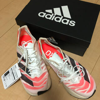 adidas - 新品未使用!アディゼロ アディオスプロ2 adios pro 2