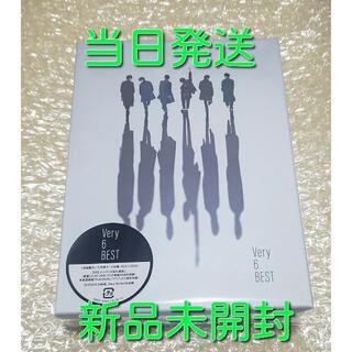 Very6 BEST 初回盤B★V6★CD+DVD★当日発送★新品未開封