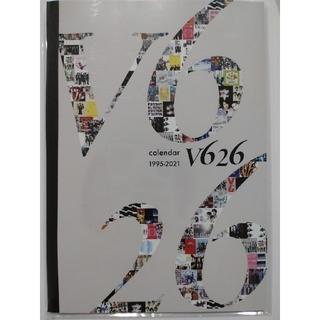 ブイシックス(V6)のV6 V626 アルバム特典 ダイアリーのみ(アイドルグッズ)